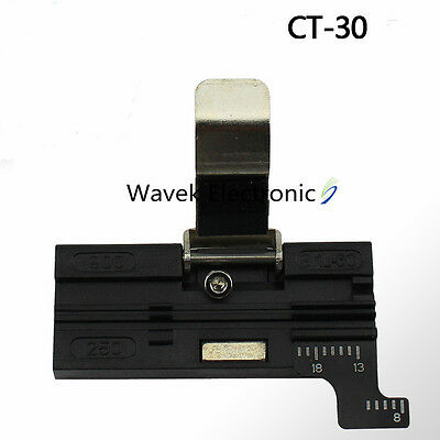 CT-30 cleaver fixture fiber cleaver FTTH fiber holder for Fujikura 0.25mm 0.9MM
