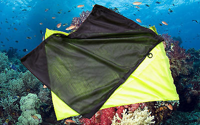 Diving Goody Bag - Snorkelling - Scuba Diving - Beach - High Visibility / Black