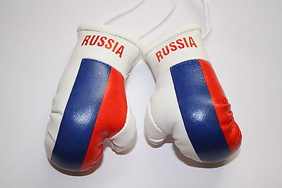 Russia  Russian Mini Boxing Gloves by FreshFlagz