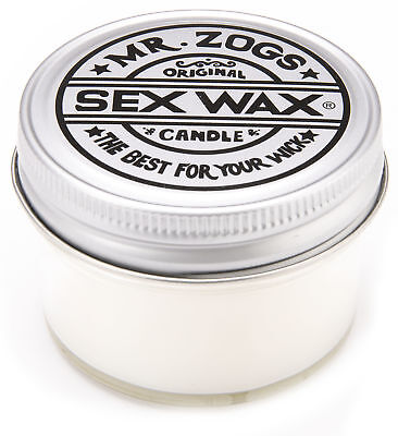 SexWax Candle Surf Board Accessory - New