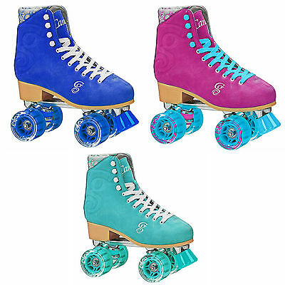 Candi Girl Recreational Indoor Outdoor Roller Skates From Roller Derby