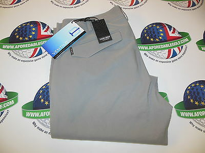 New Galvin Green Nellie Ventil8 Womens Golf Trousers Silver Grey Size 42