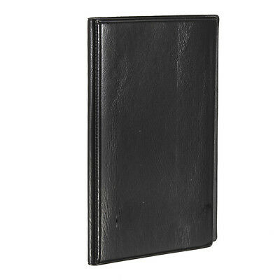 H1 Leather BusineH1 Name ID Credit Card Holder Book Case Organizer