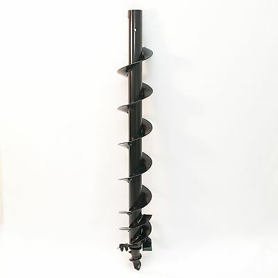 """6"""" Earth Auger, Fits Most 3 pt. Tractor Post Hole Diggers Speeco Model 65/70"""
