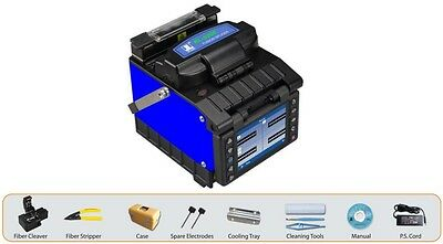 Hi-Precision Hand-held Core-Alignment Fusion Splicer kit
