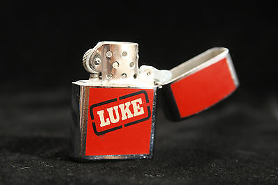 SMC Lighter - LUKE - Advertising - Doesn't Work as is