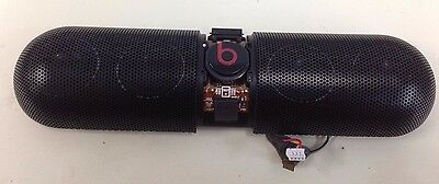 Genuine Beats By Dr Dre Pill 2.0 Speaker Part Cover 4 Speakers - Black Red