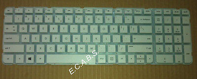 Keyboard for HP Pavilion G6-2304AU Laptop Notebook WHITE