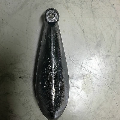 Snapper Reef Deep Sea Fishing Sinkers 24oz  Other sizes available