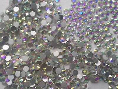 Swarovski Crystals Non Hotfix Rhinestones for Nail Art Decoration 300 pcs Pack