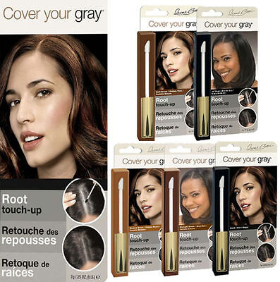 Cover Your Gray Hair Root Touch-Up All Colours
