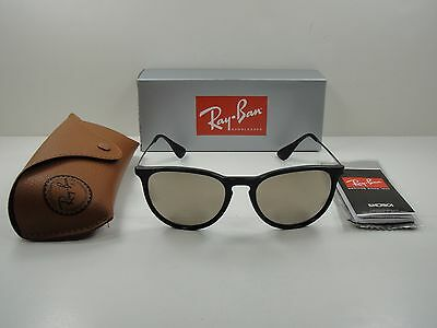 ee25c266a2 Ray-Ban Erika Sunglasses Rb4171 601 5A Black Frame gold Mirror Lens 54Mm