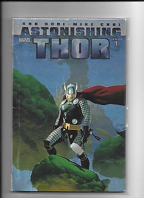 Astonishing Thor #1 Variant Cover (9.0) Marvel