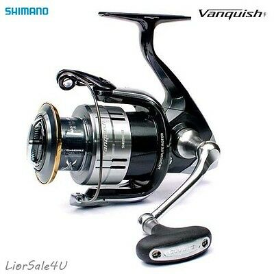 SHIMANO Vanquish F C3000 Spinning Fishing Fish Reels Sport Boat Geer Equipments