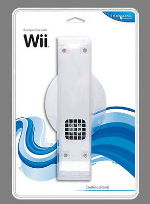 Cooling Stand For Nintendo Wii By BLUE OCEAN Brad New Fast And Free Delivery
