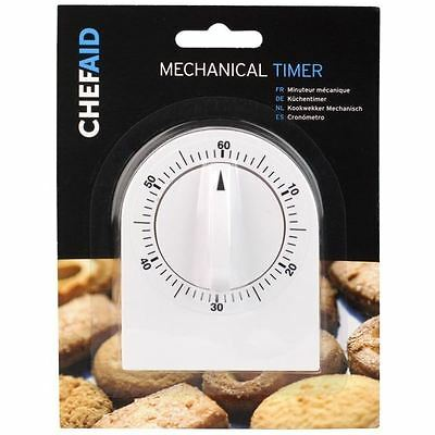 Chef Aid Mechanical Kitchen Food Cooking Timer E8117