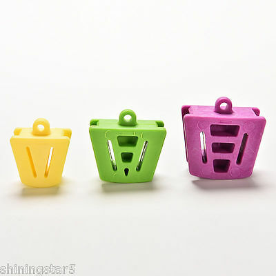 3x Silicone Dental Mouth Prop Bite Block Cushion Opener Retractor 3 Sizes L/M/S