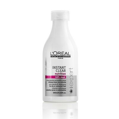 SHAMPOING L OREAL PROFESSIONNEL Instant Clear NUTRITIVE 250Ml