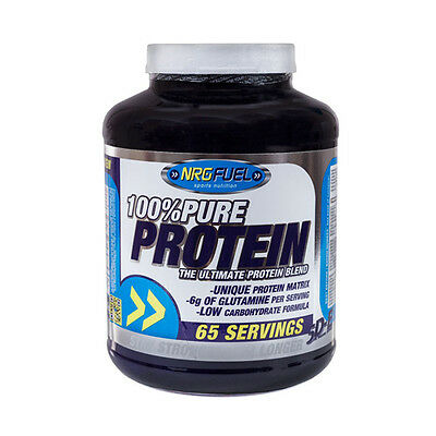 NRG Fuel 100% Pure Protein 2.27kg