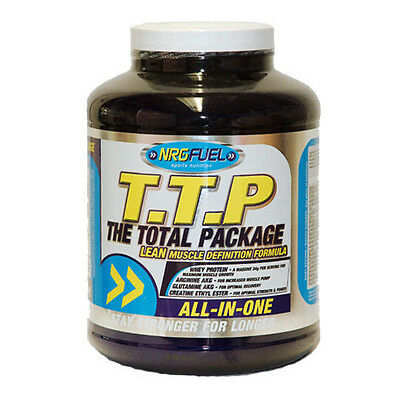 NRG Fuel T.T.P All In One The Total Package 2kg
