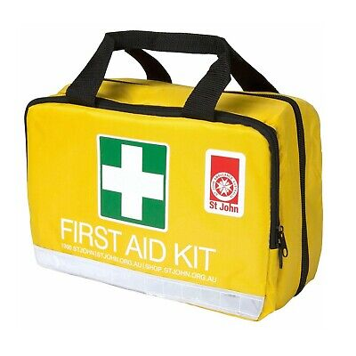 NEW 2016 St John Ambulance Medium First Aid Kit - NATIONALLY OH&S WH&S COMPLIANT