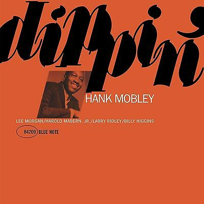 Hank Mobley - Dippin'++2 LPs 180g 45rpm+Analogue Productions+NEU+OVP