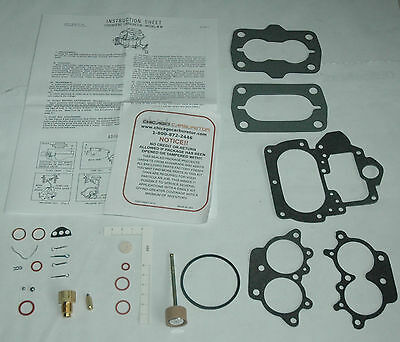1969 71 Carb Kit Stromberg Gmc Chevy Truck 2 Barrel 305 Or 351 Engines Ethanol