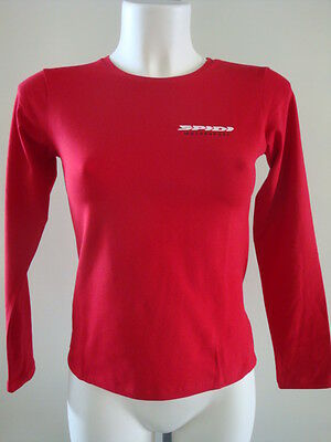 Maglia Maglietta Moto T-shirt Font Lady Donna Tg. S OUTLET