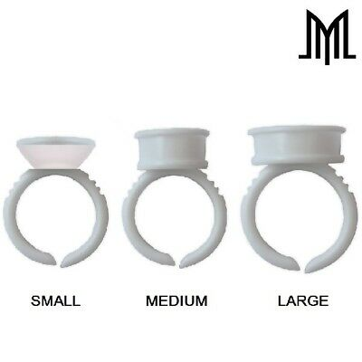 Microblading PIGMENT RINGS Ink Holder - SPMU Permanent Makeup - Three sizes