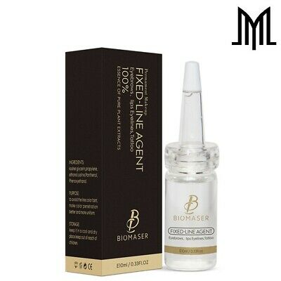 Microblading PIGMENT FIXING AGENT - SPMU Permanent Makeup - Ink Colour Lock 10ml