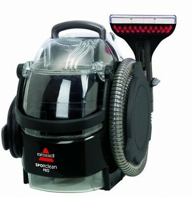 NEW Bissell SpotClean Professional Portable Carpet Spot Cleaner/Cleaning Machine