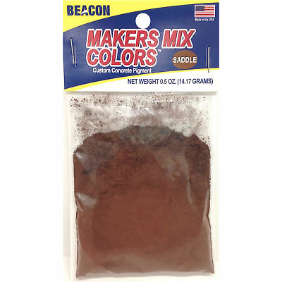 Makers Mix Stepping Stone Colorant .5oz Saddle MMC-S5OZB