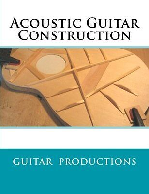 How to make the Acoustic Guitar - creative woodworking