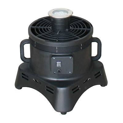 """POWER BR-430L 1/3 HP 12"""" Air Puppet Inflatable Fly Guy Blower Fan+ LED Lights"""