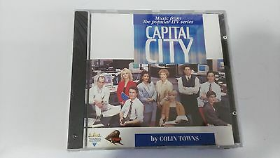 Capital City Music From The Itv Serie Cd 1990 Nuevo Y Precintado New And Sealed