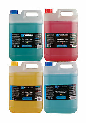 Professional Pet Dog Kennel Disinfectant Deodoriser Cleaner Cattery Animals1:100