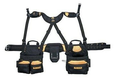 Framer Tool Belt Pouch Bag Occidental Pro Pocket Framing Electrician Set Large