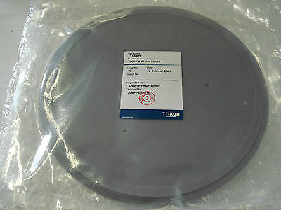 """Trikon Electrotech 155822 Platen Shield For Etch & Pvd Products,8"""" Wafer Size"""