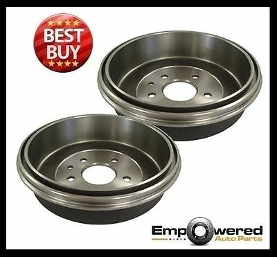 Ford Escort Sedan / Panelvan MK2 1975-1980 REAR BRAKE DRUM PAIR - RDA6643