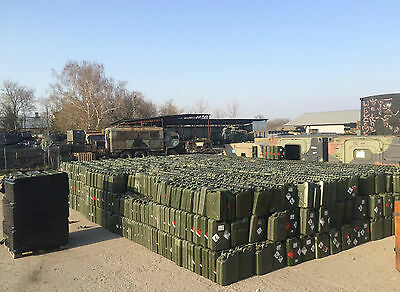2850 PCS GERMAN ARMY 20L JERRY CAN GAS FUEL CAN METAL 20 LITRE STORAGE 5 Gallon