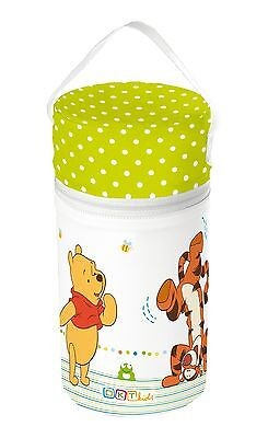Warmhaltebox XXL weiß Disney Winnie Pooh Thermobox Flaschenwärmer Isoliertasche