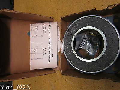Warner Electric 5300-631-025 Clutch Brake 4000RPM