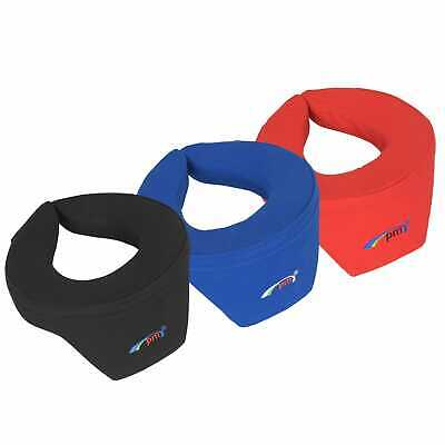 Karting/race/rally Neck Brace/helmet Support With Long Back For Adult