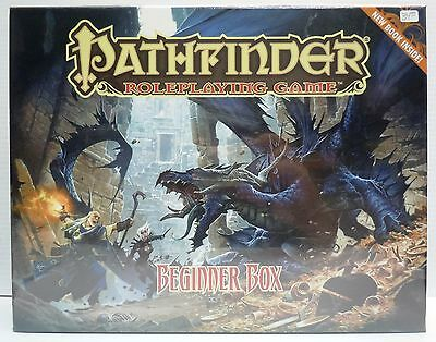 Pathfinder Role Playing Game Beginner Box Paizo PZO1119-1 2013 NEW RPG