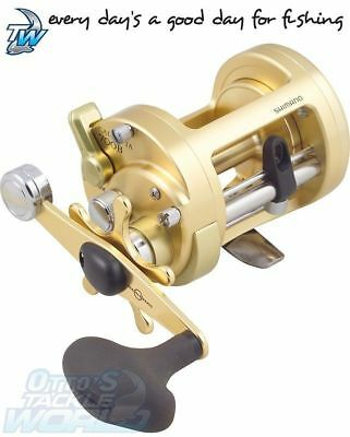 Shimano Calcutta B Series Overhead Fishing Reel BRAND NEW at Otto's Tackle World