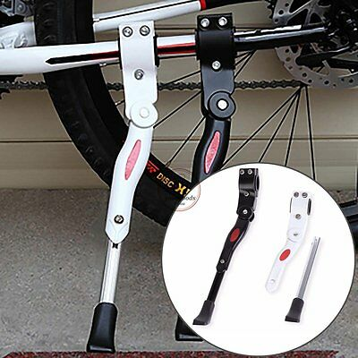 Aluminium Mountain Cycle Bike Bicycle Replacement Kickstands Side Kick Stand UK
