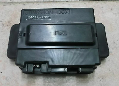 Kawasaki GPX 750 R 87 89 Junction Box Scatoletta Fusibili 26021-1065