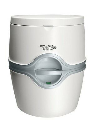 THETFORD Porta Potti Excellence Electric Weiß OVP