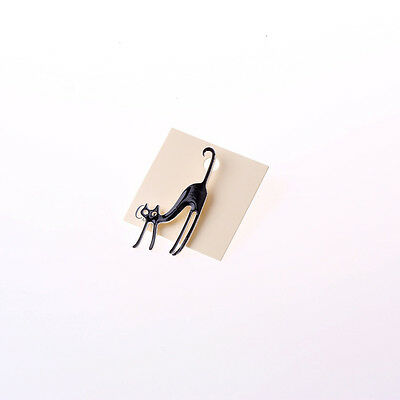 1pc Korean Animal Candy Enamel Cat Vintage Brooches Stud Pins Women Acce Tools