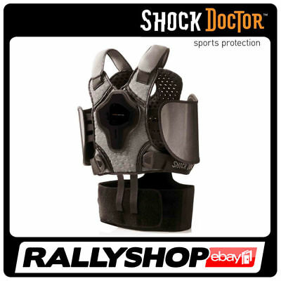 Shock Doctor Aero Karting Vest Protection FOR KIDS size XS CHEAP DELIVERY